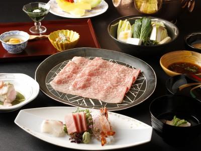 Kobe Beef Shabu-Shabu Course
